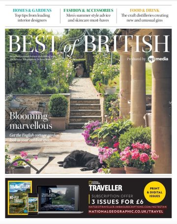 Best of British, distributed with The Telegraph on 28th June 2020